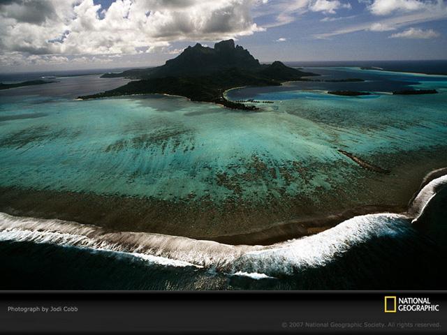 法国属的玻利尼西亚多岛群岛